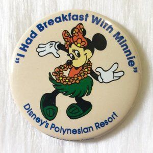 🔮 5/$25 Disney Polynesian Resort Minnie Pin